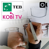 TEB Kobi TV: Design in Branding<br>