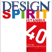 Allegro (dishrack) and Sirens' (seat) are at Design Spirit Istanbul Exhibition
