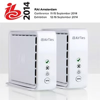 AirTies Air 4820 Wins 2014 CSI Award<br>
