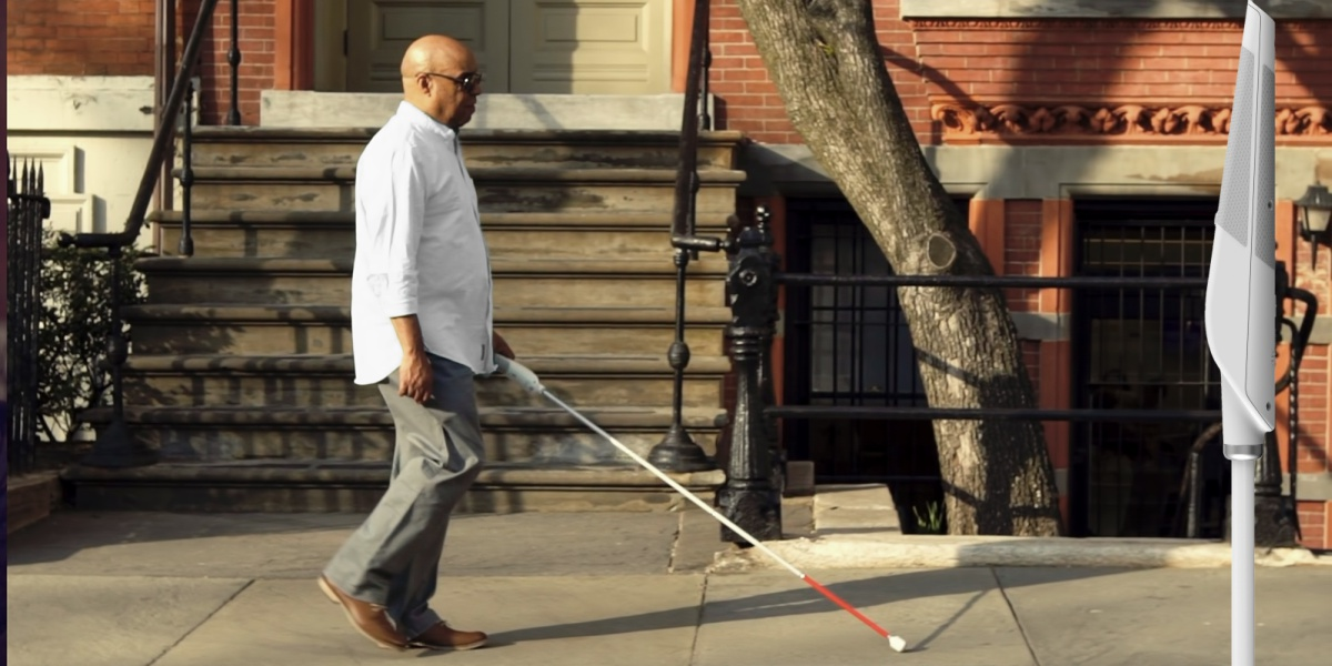 WeWALK Smart White Cane